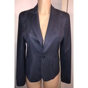 Alvin valley Size 4/36 blue blazer